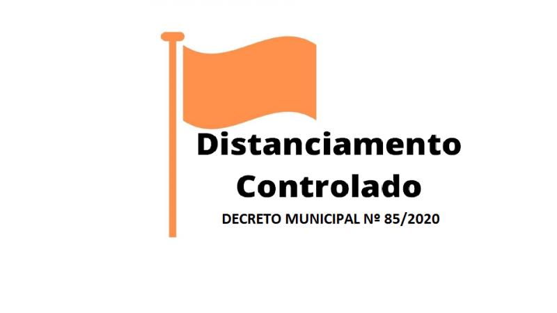 DECRETO MUNICIPAL Nº 85/2020