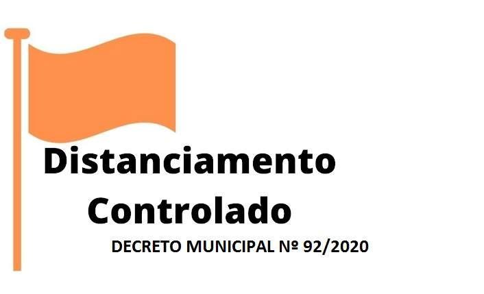 DECRETO MUNICIPAL Nº 92/2020