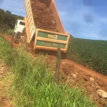 Secretaria de Obras finaliza melhorias no Bairro Santa Rosa